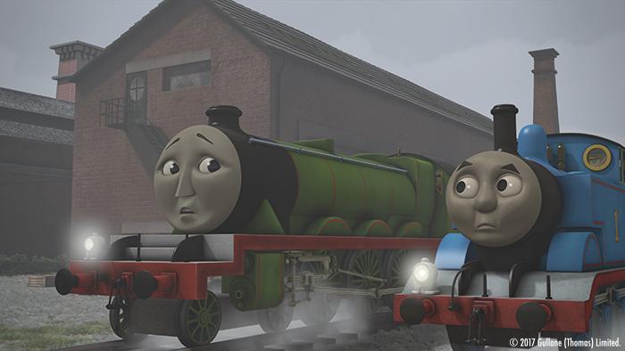 ヘンリーとトーマス